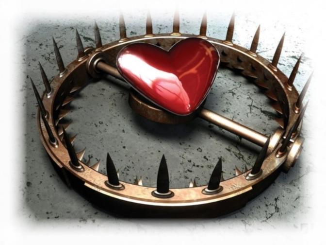 Egoismo, il cuore in trappola